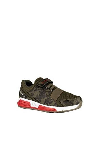 Slazenger Unisex Çocuk ELA Spor Ayakkabı SA10LF090-800X Haki